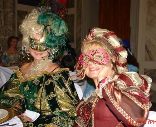 Карнавалы Италии - венецианский карнавал