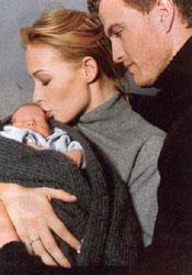 Ральф, Кора и крошечный Дэвид