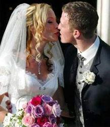 Свадьба Ральфа и Коры